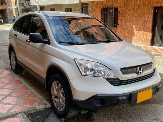 Honda Crv Lx 2007 Automática 4x4