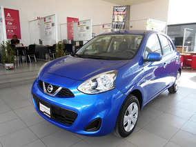Nissan March Sense Std 2014