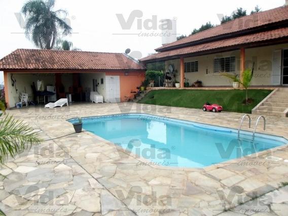 Casa De Condomínio À Venda Em Porta Do Sol - Mairinque - 25699