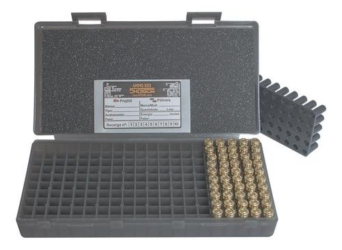 Caixa Para Munição .380/9mm - Box 200 - Shotgun