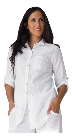 Camisa De Dama Algodón Modelo (kate)