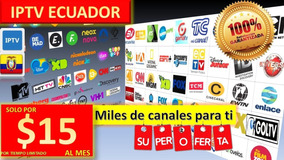 Canales De Cable Para Smart Tv