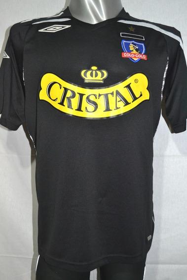 Camiseta Colo Colo De Chile, Umbro 2010. Talle L