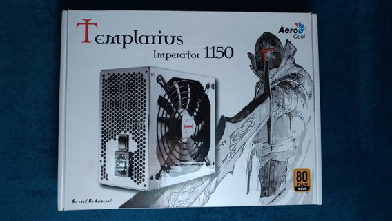 Fonte 1150w 80 Plus Gold - Aero Cool Templarius