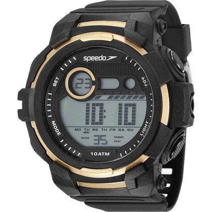Relógio Masculino Esporte Digital Speedo 11009g0evnp1 - Garantia De 1 Ano Nota Fiscal