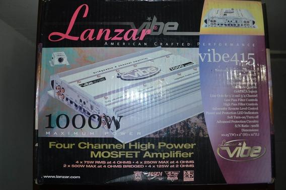 Planta Lanzar Vibe 415 4 Canales 1000w