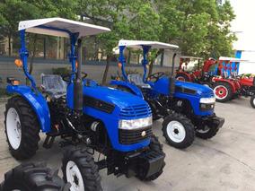 Tractor Diesel 25 Hp Nuevo 4x4 Sin Uso 2019 Fesal
