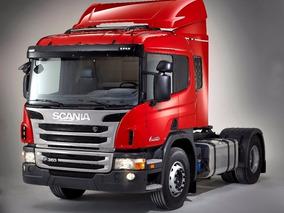Scania 310 Lb 4x2 2018 Ant Y Cuotas Fijas En $