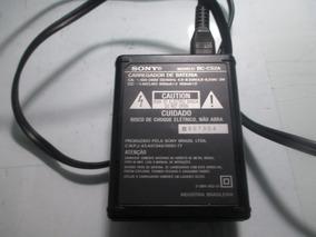 Carregador De Pilhas Sony Modelo Bc-cs2a Para Aa Ou Aaa