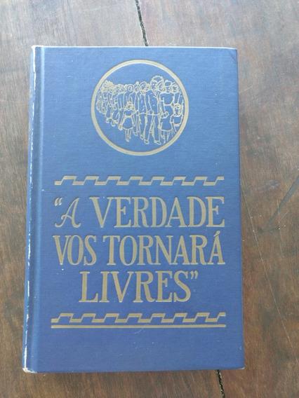 Raro Livro Sobre Testemunhas De Jeova