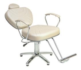 Cadeira Poltrona Laca Reclinável Para Maquiagem Sobrancelha