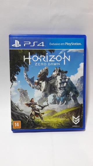 Horizon Zero Dawn - Ps4 Mídia Física