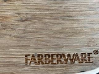 De Tabla Para Picar 11x14 In Farberware Bambú