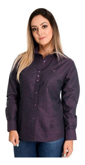Camisa Feminina Giane - Pimenta Rosada