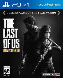 The Last Of Us Remastered Digital Latino Ps4
