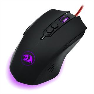 Mouse Gamer Redragon M716a Inquisitor 2, 7200dpi, 7 Botones