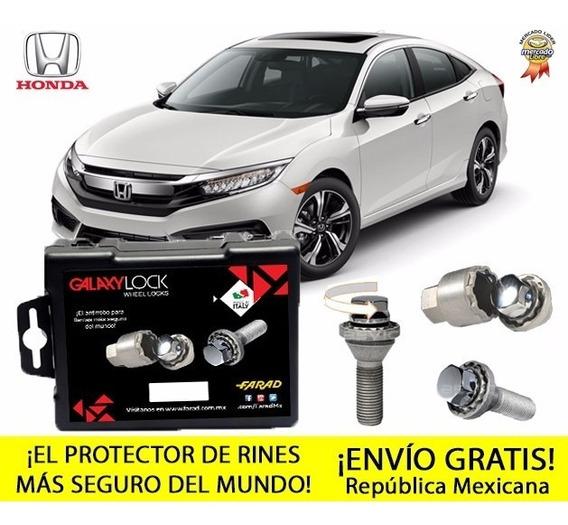 Birlos De Seguridad - Honda Civic 2019 - Envío Gratis!