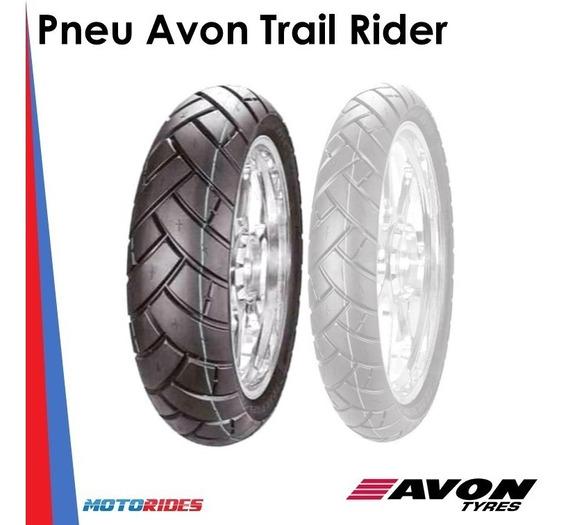 Pneu Avon Trail Rider 160/60-17 - Mt03 Xj6n Nc700 Versys 650