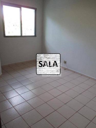 Apartamento Com 1 Dormitório À Venda, 48 M² Por R$ 200.000 - Bosque Das Juritis - Ribeirão Preto/sp - Ap4425