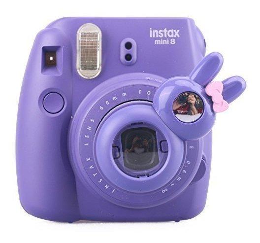 Para Fujifilm Conjunto 7 1 Camara Instax Mini 8 Funda