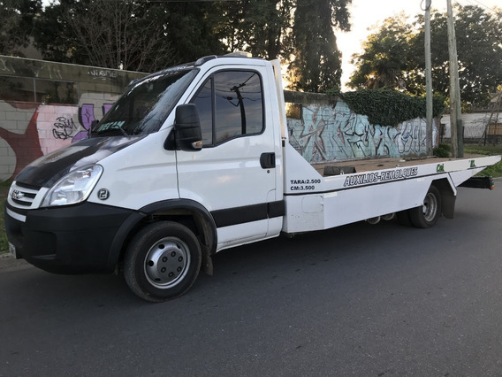 Iveco Daily , Camilla , Auxilio Mecánico , Remolques , Grúa
