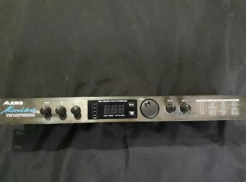 Microverb 4 Alesis Processador De Efeitos