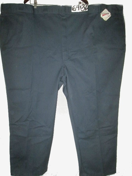 Pantalon Azul Dickies Talla 62x32 Big Man