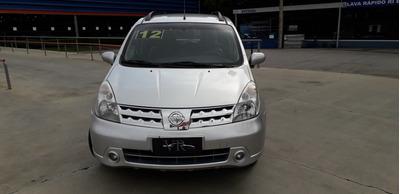 Nissan Livina Sl Automatica 2012