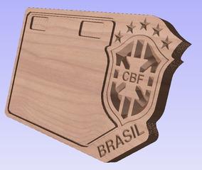 Vetor Tábua De Carne Brasil. Dxf