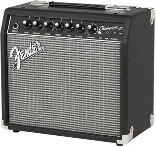 Amplificador Fender Para Guitarra Champion 20