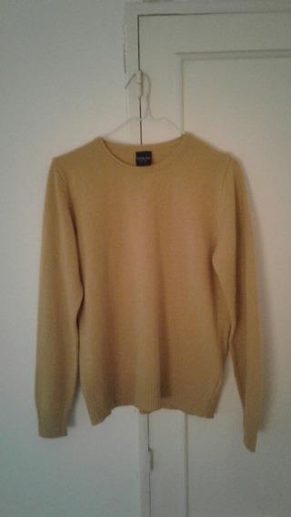Sweater Vanlon. Color Mostaza. T. 48. Impecable.