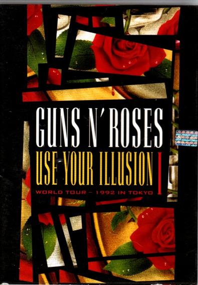 Guns N Roses - Use Your Illusion I World Tour - Dvd Original