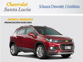 Chevrolet Tracker 1.8 Ltz Manual / At / At Plus Desde