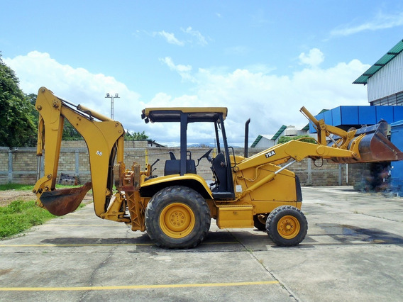 Retroexcavadora Caterpillar Loader Backhoe 416c