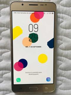 Celular Samsung J5 Metal Rosado