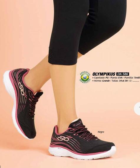 Zapatillas Olympikus Para Dama