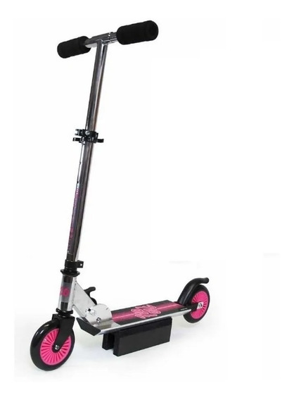 Monopatin Aluminio Glow 720 Scooter Plegable Regulable Pro