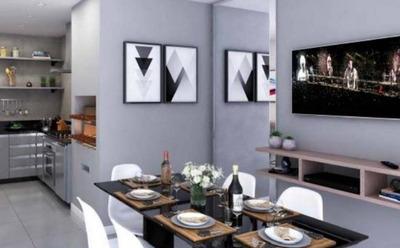 Apartamento Em Centro, Araucária/pr De 49m² 2 Quartos À Venda Por R$ 166.900,00 - Ap199568