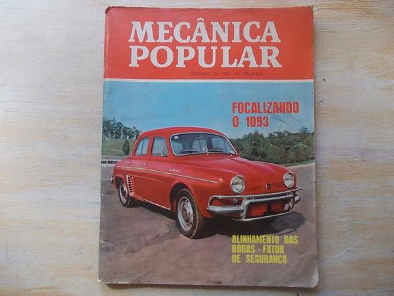 Revista Mecânica Popular - Dezembro 1963