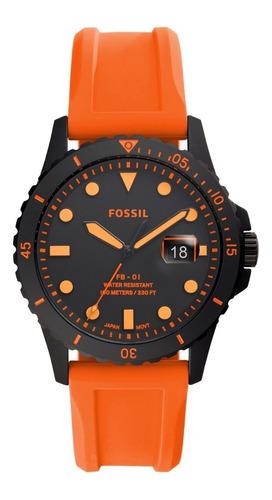 Reloj Fossil Unisex Fb 01 Analogo