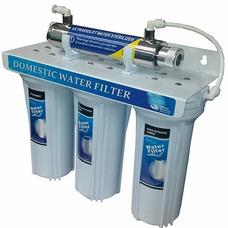 Sistema De Purificacion De Agua Con Ultravioleta