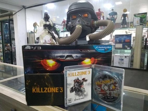 Killzone 3 Edição De Colecionador Ps3 Seminovo Aproveite!!!!
