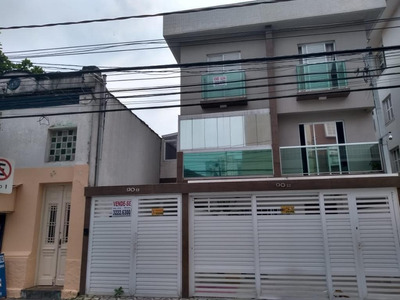 Casa Em Campo Grande, Santos/sp De 180m² 3 Quartos Para Locação R$ 3.500,00/mes - Ca261401