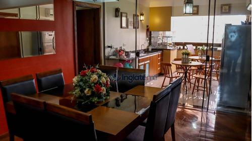 Imagem 1 de 30 de Apartamento À Venda, 182 M² Por R$ 660.000,00 - Jardim Petrópolis - Londrina/pr - Ap2025