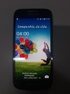 Samsung S4 Mini Duos Funcionando *tela Trincada*