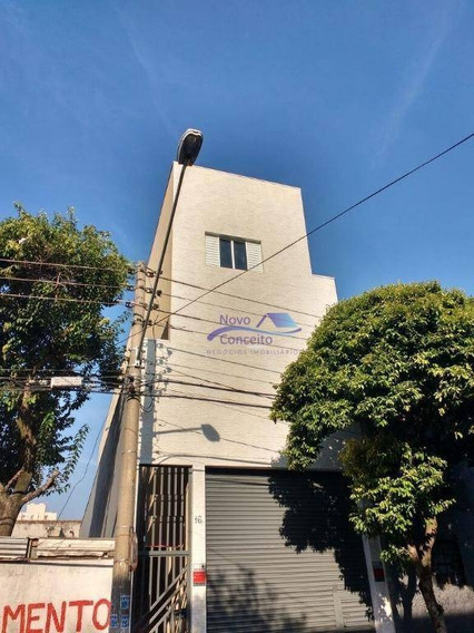 Kitnet Com 1 Dormitório Para Alugar, 30 M² Por R$ 800,00/mês - Jardim Aricanduva - São Paulo/sp - Kn0003