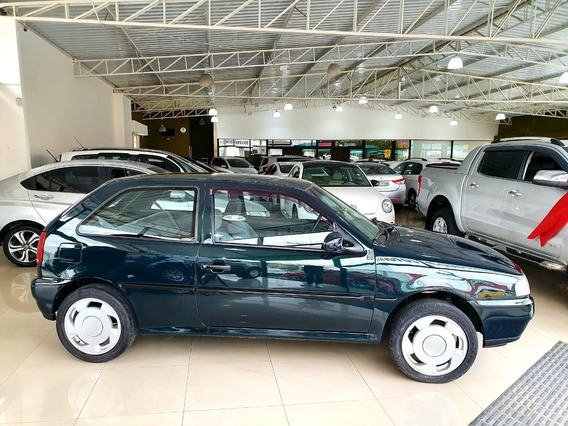 Volkswagen Gol 1.8 Mi Cl 8v Gasolina 2p Manual