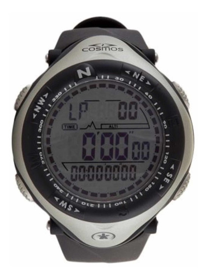 Relógio Cosmos Os41431s Preto