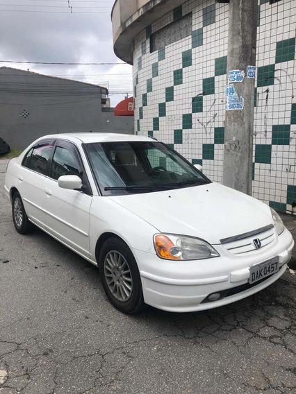 Honda Civic 1.7 Ex Aut. 4p 2001