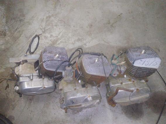 Motor Completo Yamaha Rx 125 Original Sem Revisão